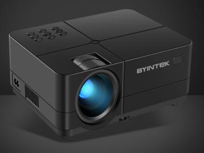 Máy chiếu Mini Thông minh Byintek SKY K7