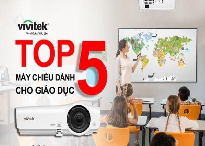 5 Máy chiếu giá rẻ cho văn phòng lớp học nên mua
