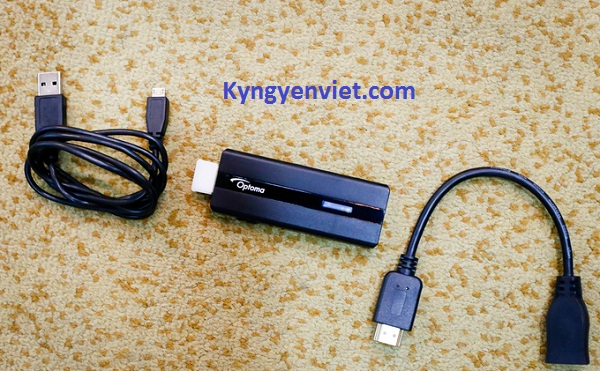 Hdcard pro Optoma thiết bị trình chiếu không dây Optoma