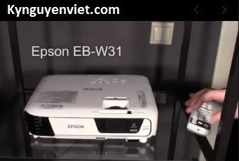 Máy chiếu cũ Epson EB-W31