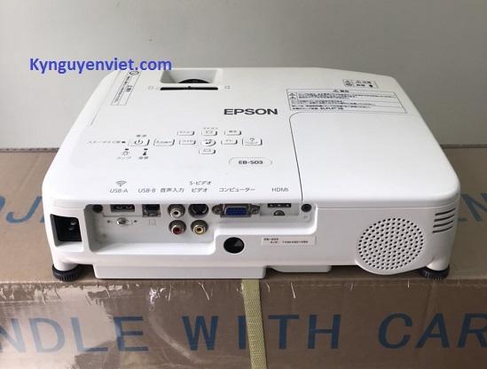 Máy chiếu cũ Epson EB-S02