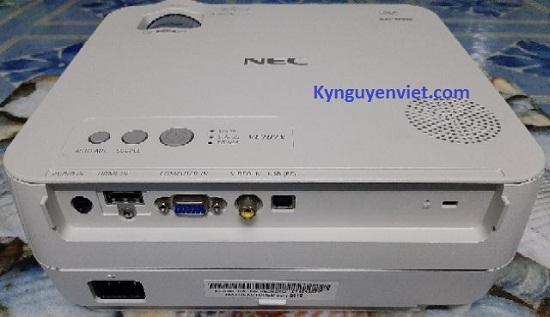 Máy chiếu cũ NEC NP-VE282X
